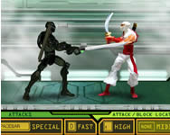 Ninja showdown j�t�k