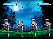 Shadow clone battle online j�t�k